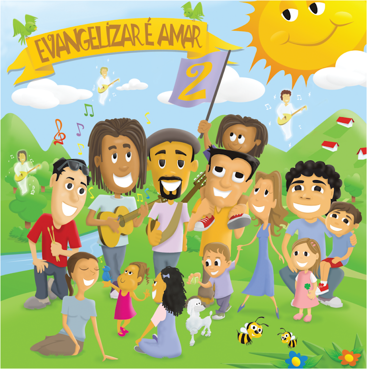 CD Evangelizar é Amar 2