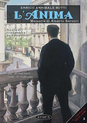 L'Anima. Memorie di Alberto Sàrcori, 2013, copertina