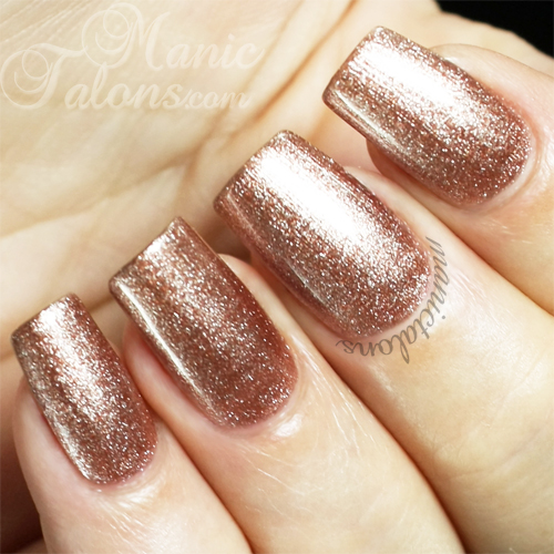 NSI Polish Pro Secret Admirer Swatch