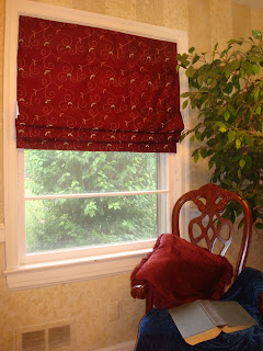 window treatments by melissa how to measure your windows for roman shades. Black Bedroom Furniture Sets. Home Design Ideas