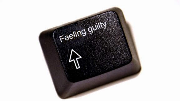 I wish there were a STOP Feeling Guilty button, though.