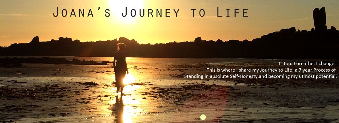 Joana's Journey to Life