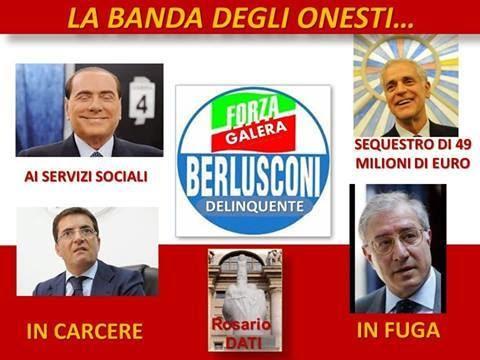 Fumettolosteriaulisse politici italiani una garanzia for Elenco politici italiani