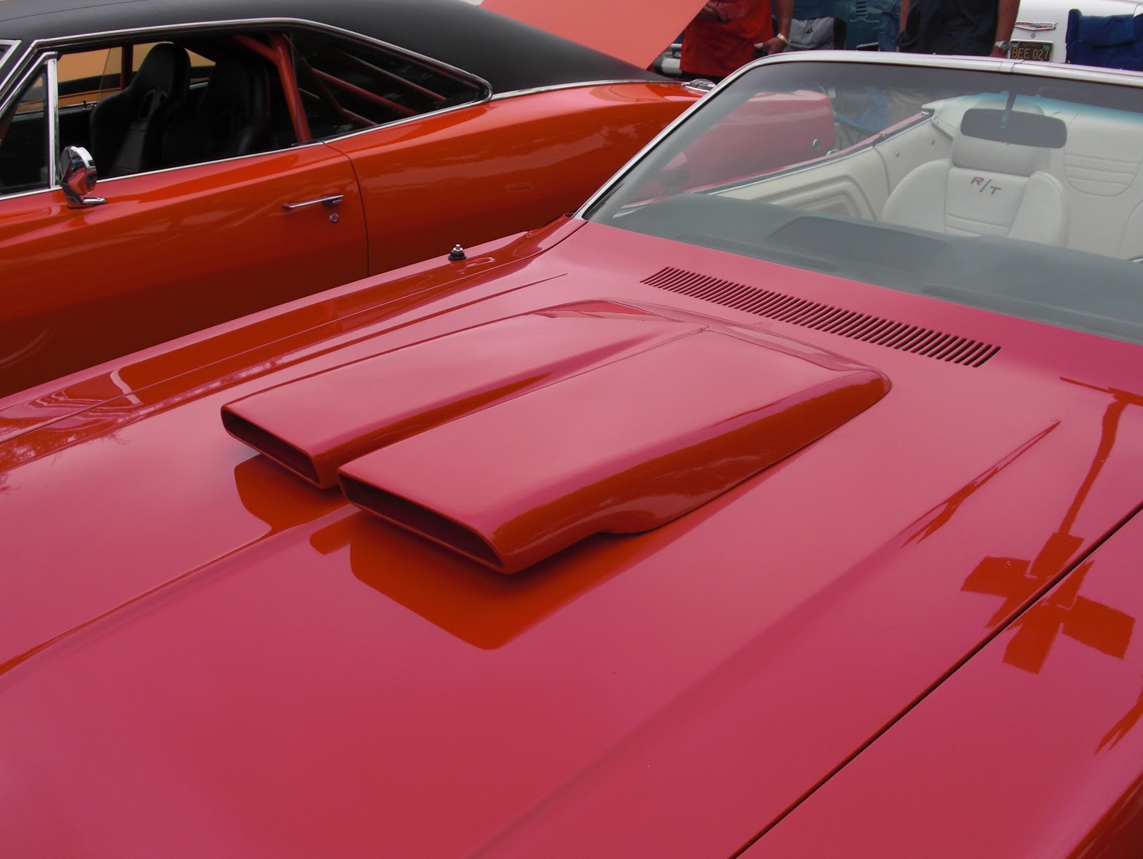 how to make a hood scoop functional