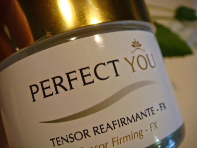 Tensor Reafirmante FX de Perfect You Cosmetics