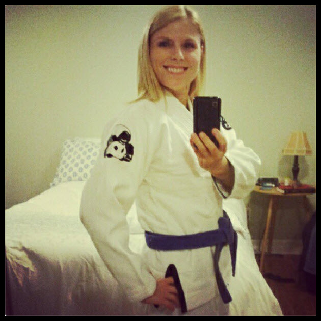 sally arsenault inverted gear gi review