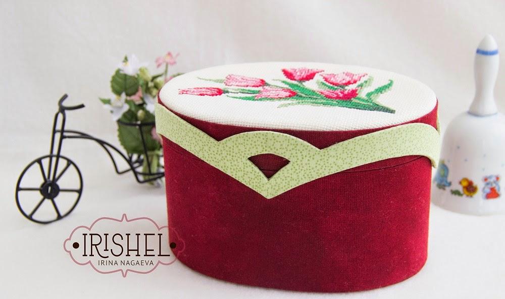 шкатулка картонаж шкатулка  как сделать шкатулку с вышивкой картонажная шкатулка овальная шкатулка шкатулка в подарок