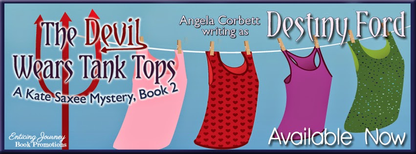 Release Day Blast: The Devil Wears Tank Tops By Destiny Ford