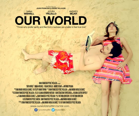 OUR WORLD-CORTOMETRAJE-COLOMBIANO-GANA-PREMIO-HOLLYWOOD