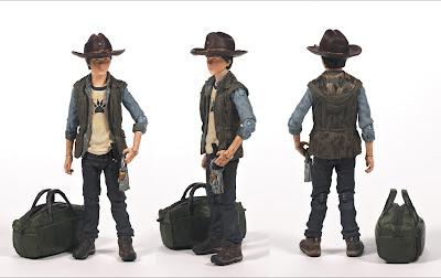 McFarlane Toys The Walking Dead (TV Series) Series 4 - Carl Figure
