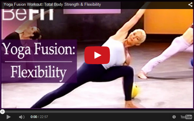 Yoga Fusion Workout: Total Body Strength & Flexibility