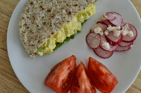 Classic Egg Salad | seriously-lovely.blogspot.com