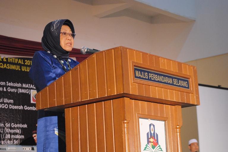 Ulum (YPQU) dan didaftarkan di bawah Jabatan Agama Islam Selangor