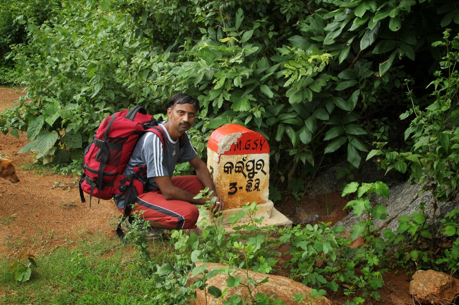 Sridhar - 3kms before Kainpur