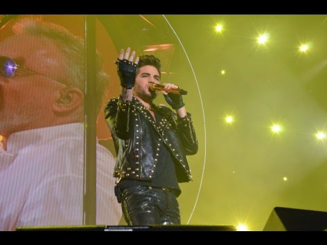queen adam lambert stuttgart concert 2 13 15 entire show recorded audio live stream. Black Bedroom Furniture Sets. Home Design Ideas
