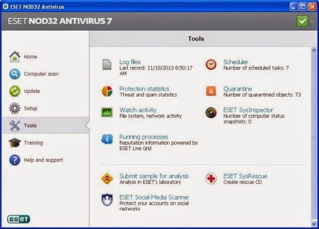 serial number eset nod32 antivirus 7 2015