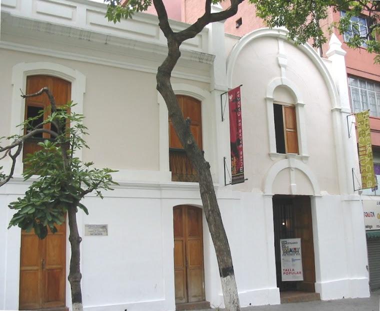 EDIFICIO DEL  MUSEO SACRO DE CARACAS