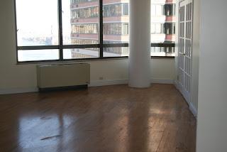 Dustless Hardwood Floor Refinishing Before