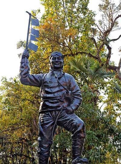 HMI decision on Tenzing Norgay Sherpa statue shifting case