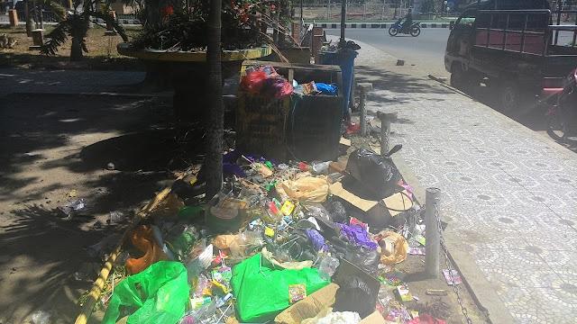 Dewan Bersuara Soal Sampah di Dompu