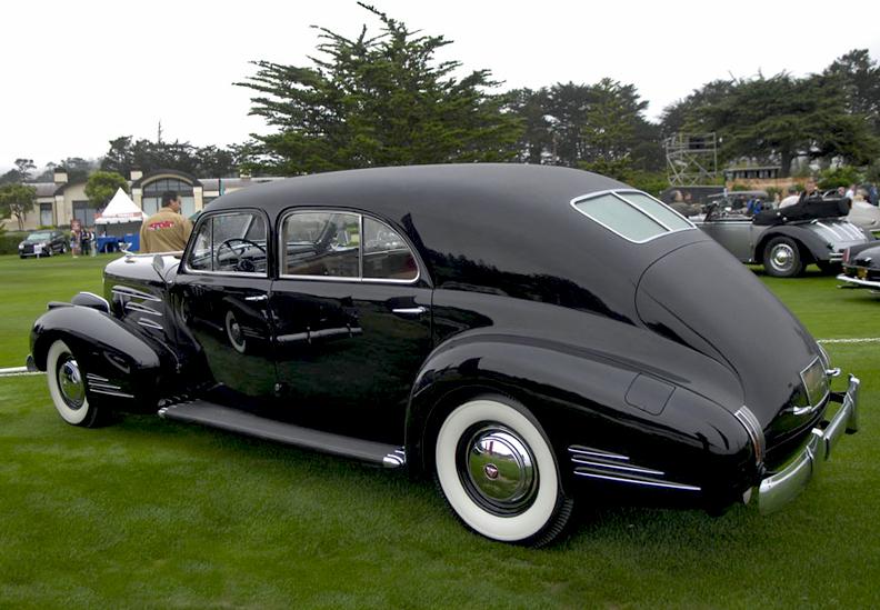 Vintage Motoring Big Bill Knudsen S Cadillac V16