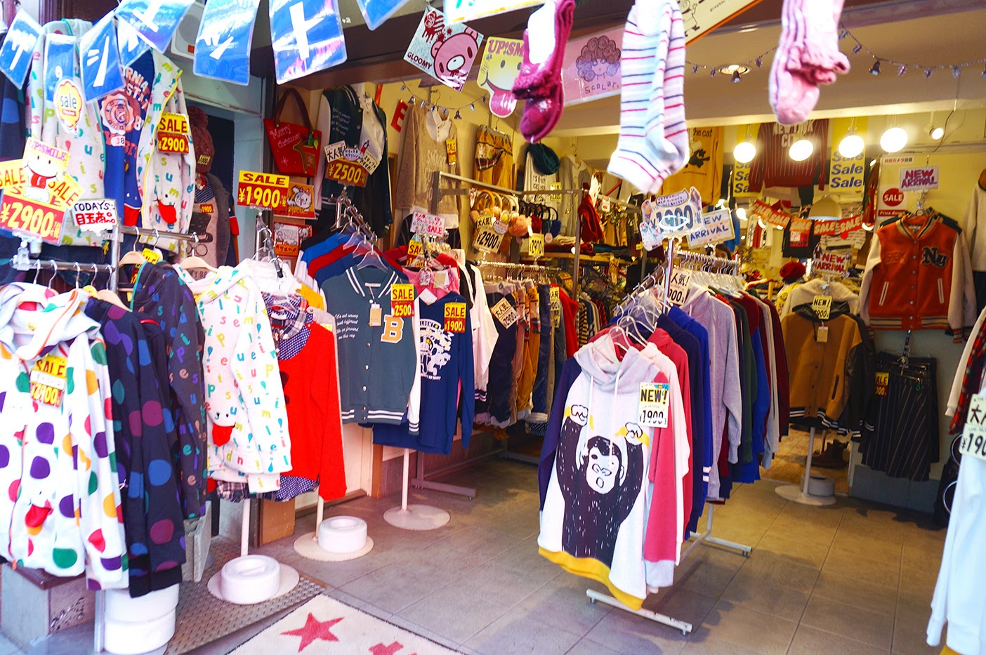 Good cheap clothing stores