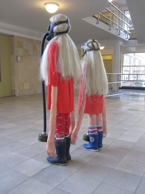 last blond girls