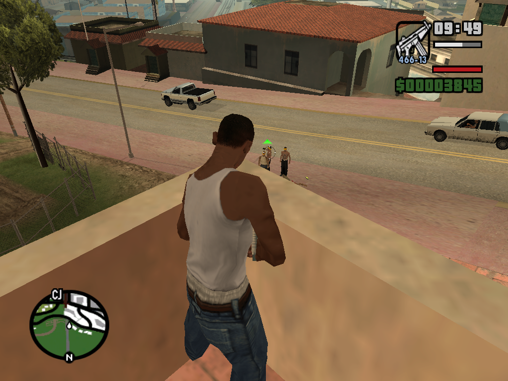 Grand Theft Auto San Andreas - PC - Torrents Games