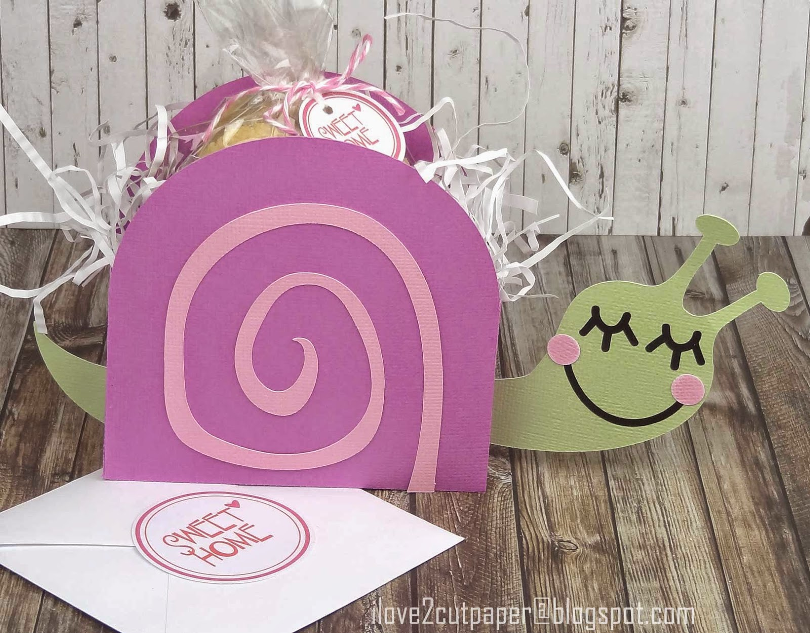 Snail cutting file, New Home, svg file, Pazzles