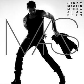 Descargar: Ricky Martín – Música + Alma + Sexo (2011)