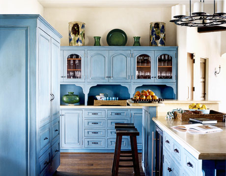 Colorful Kitchens Decorating Summer 2013 Ideas