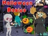 Babies Halloween Party