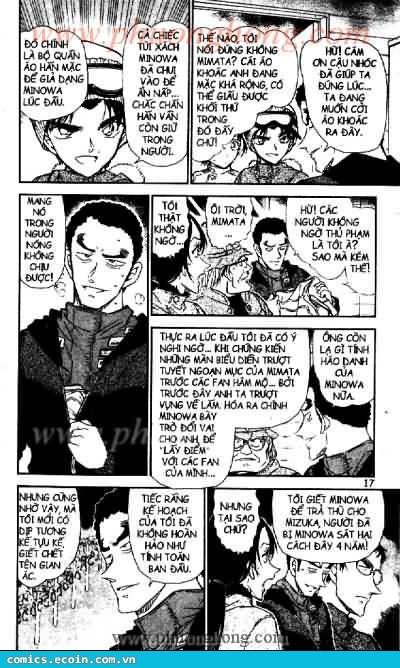 Detective Conan - Thám Tử Lừng Danh Conan chap 522 page 13 - IZTruyenTranh.com