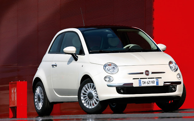 Abarth Fiat 500 photo