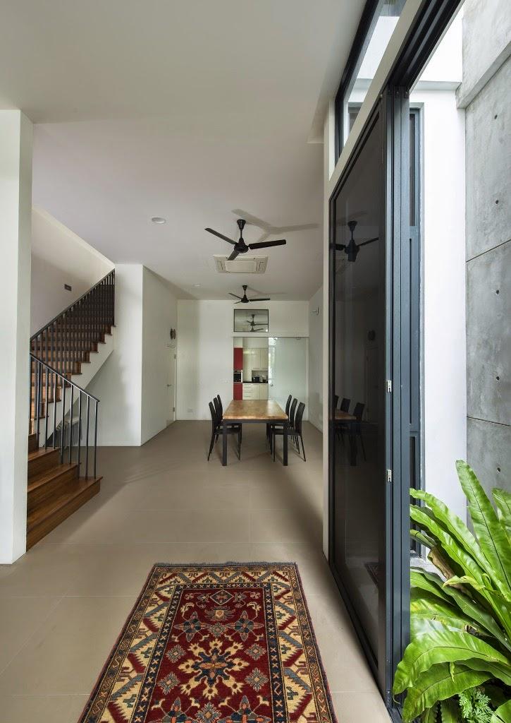 Rumah Minimalis di Lahan 6x21 Meter 3