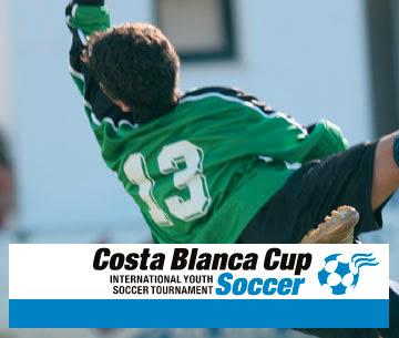 Costa Blanca Summer Cup Costa Blanca Cup del 10.  16.de Julio con miles de chicos y chicas de 19 países