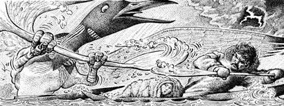 Age Mythology Stories: Sedna, Goddess of The Sea