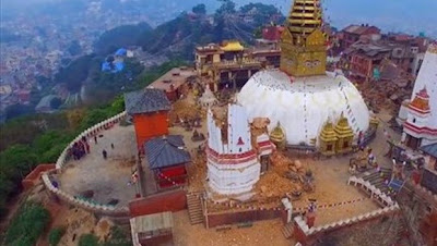Worlds largest hindu temple built on the land donated by muslim in bihar