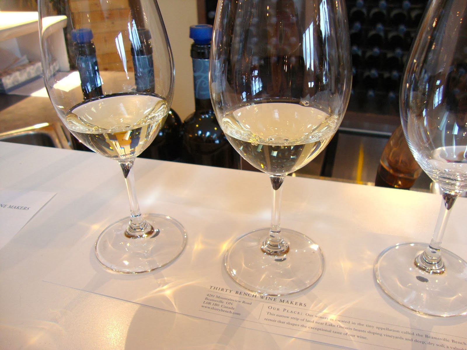 Thirty Bench Riesling