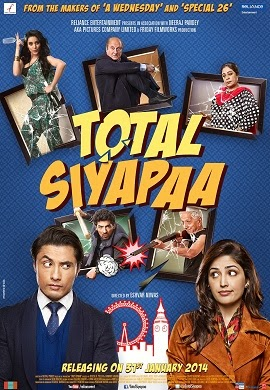 Total Siyapah 2014 Movie