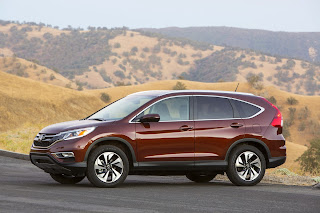 Popular Honda CR-V gets better with 2015 changes