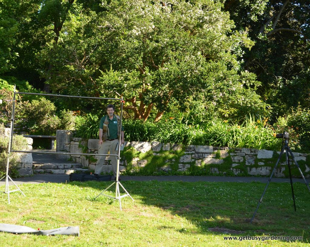 Tour Of The San Francisco Botanical Garden