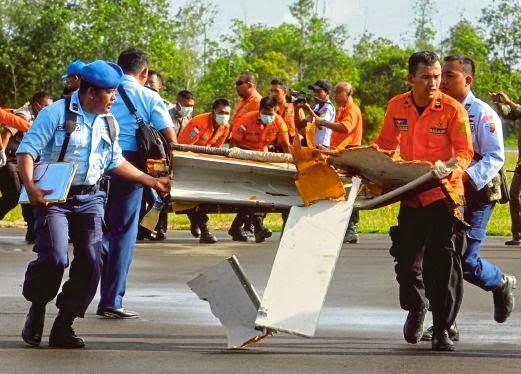 Teori Baru Nahas Peswata AirAsia Indonesia QZ8501, info, terkini, berita nahas pesawat airasia, QZ8501, berita