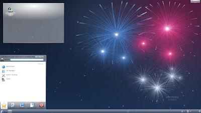 Fedora 17 Alpha KDE 4