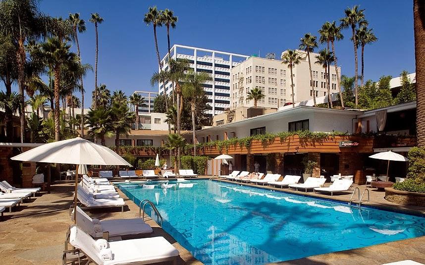 Hotel Hollywood Roosevelt di Amerika