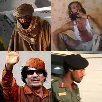 ساهموا معنا في الحمله الوطنيه الاعلاميه لتجميع صور اسره شهيد الوطن الشهيد الصائم Gaddafi+and+sons