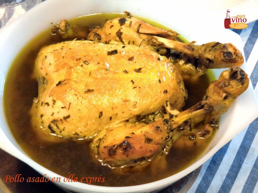 Pollo de corral for Cocinar un pollo entero