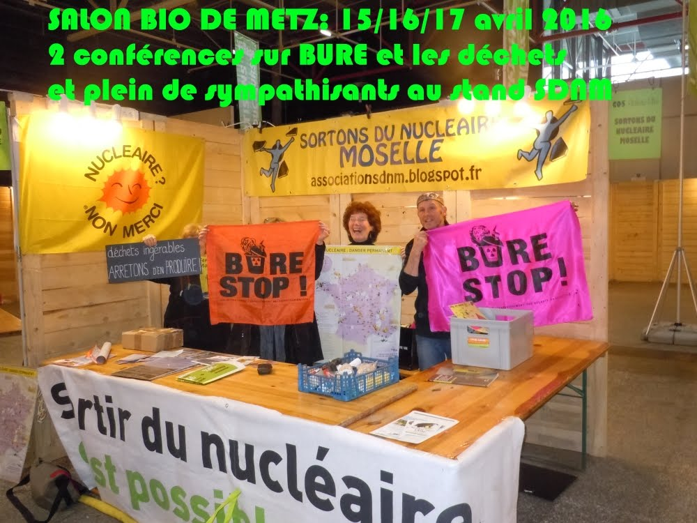 SALON BIO DE METZ 2016