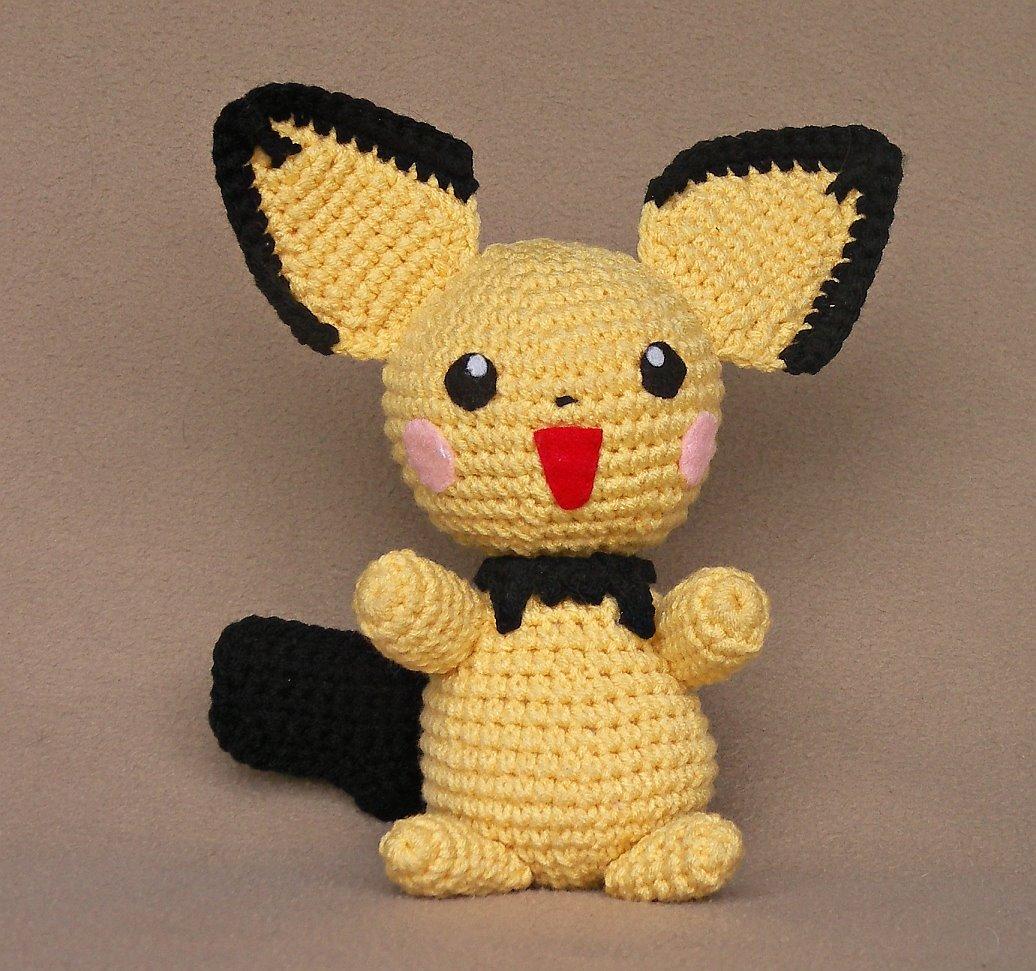 Amigurumi De Pokemon : Mi Mundo Amiguru Miau: Pokemon P