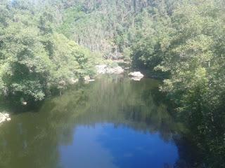 Rio Vouga em Serrazes